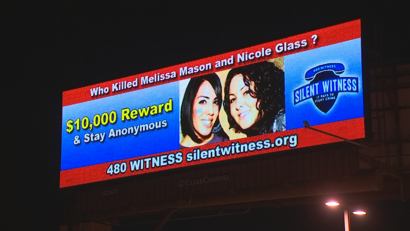 There is a $10,000 reward for any information that leads to an arrest. (Source: 3TV/CBS 5)