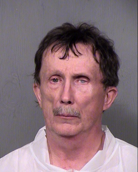 Mugshot of suspect Kevin Murphy, 60. (Source: Glendale Police Department)