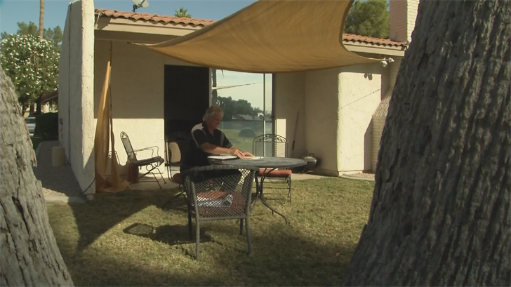 Couch has started a petition drive to keep the lights off before they go on. (Source: 3TV/CBS 5)