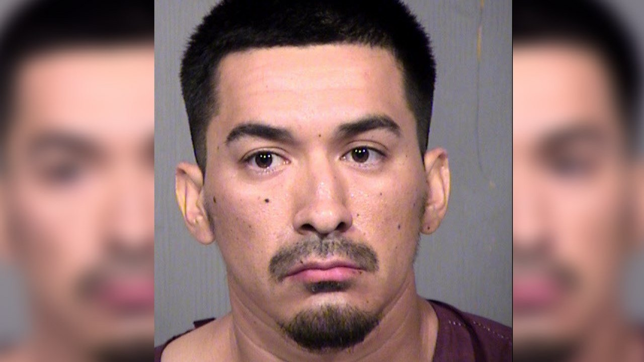 Rudy James Ortega (Source: Maricopa County Sheriff's Office)