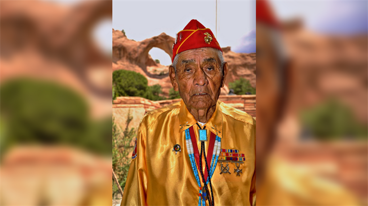 George B. Willie Sr. (Source: Navajo Nation)