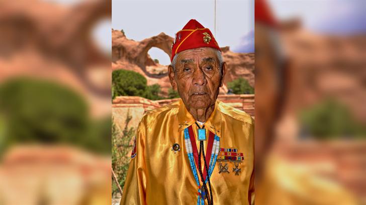 George B. Willie Sr. (Source: Navajo Nation)