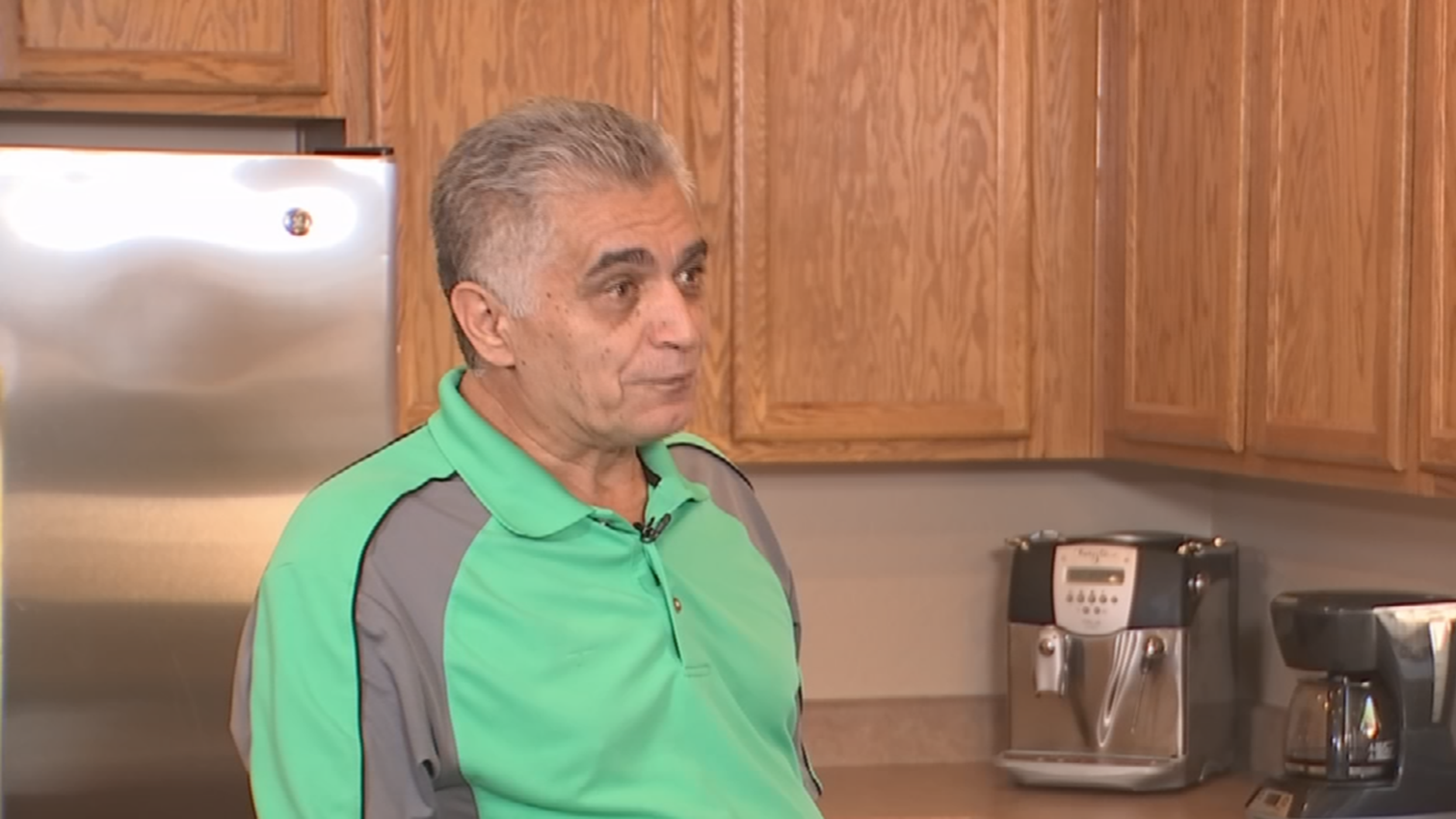 The Gilbert homeowner says he is thrilled that Total Protect Home Warranty not only returned his deductible, which they didn't have to do, but they also gave him money to replace his broken microwave for a total of $441. (Source: 3TV)