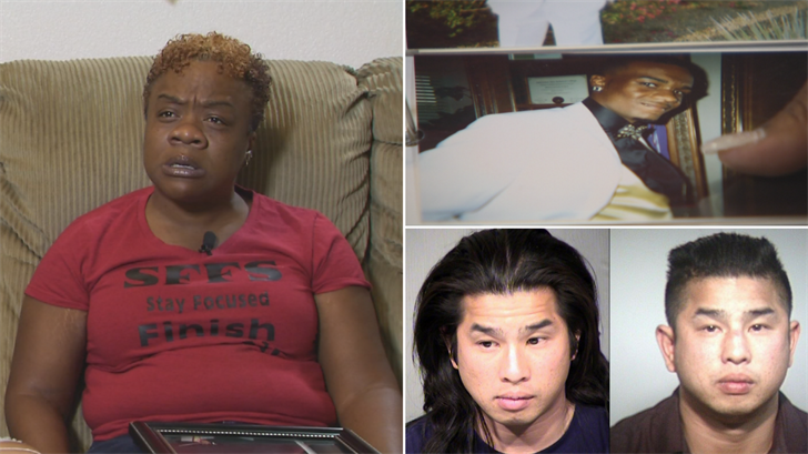 Remona Charles is frustrated after a DUI suspect who police said killed her son was arrested again. (Source: 3TV/CBS 5)