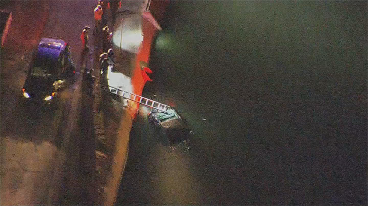 No one was found in the car. (Source: 3TV/CBS 5)