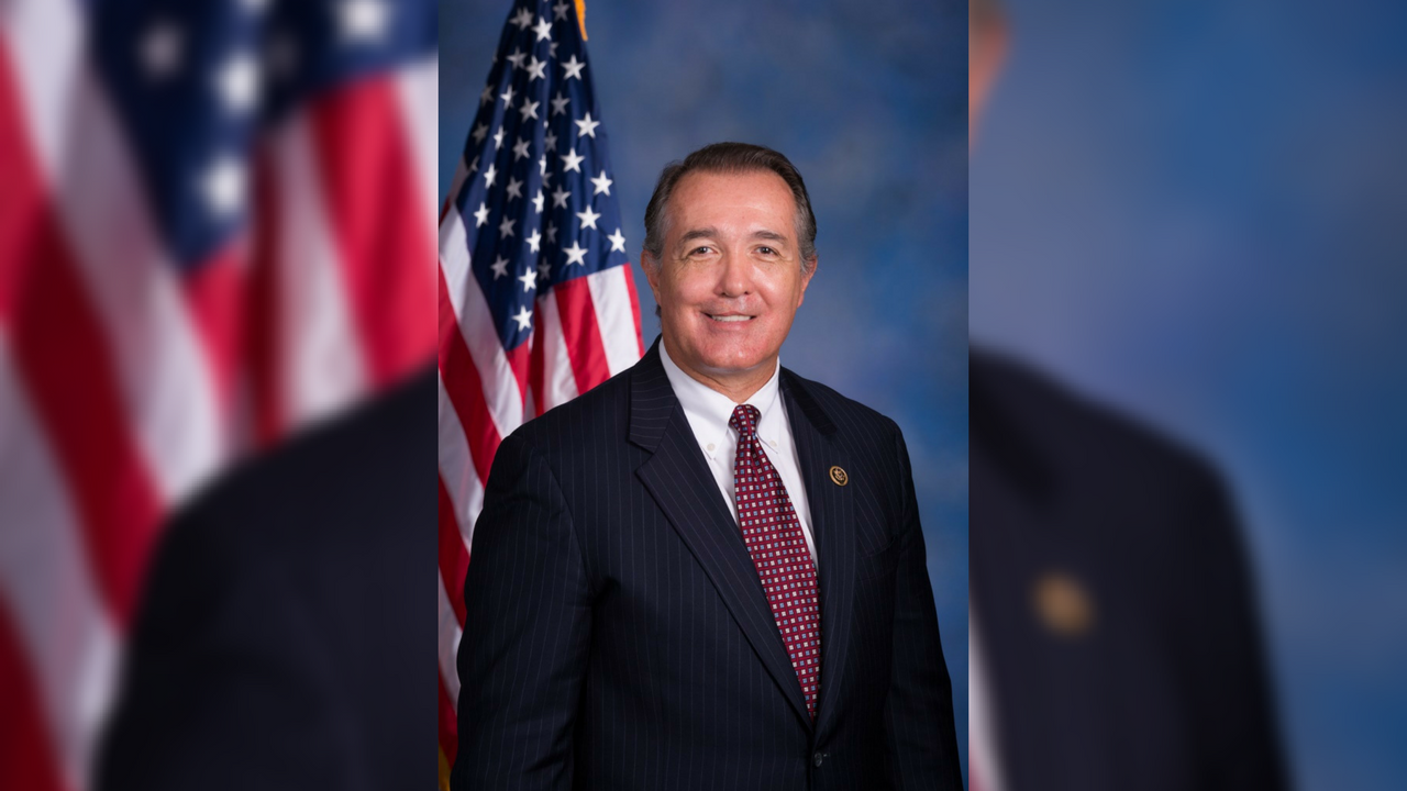 Eight-term Republican Rep. Trent Franks of Arizona is resigning