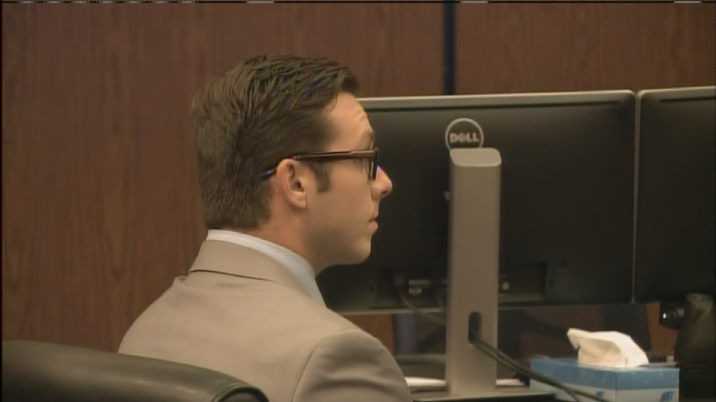 Jury finds ex-Mesa police officer Brailsford not guilty on murder charge