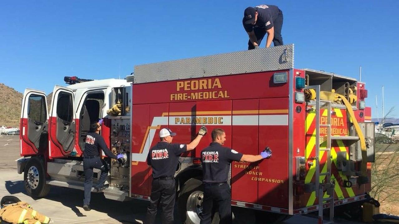 (Source: Peoria Fire-Medical Department/Facebook)