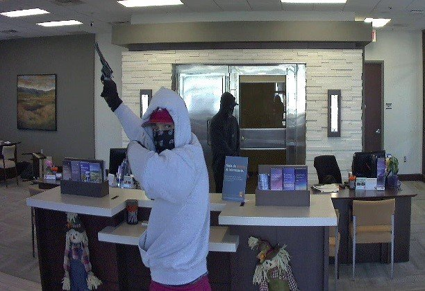 Desert Schools Federal Credit Union is offering up to $10,000 for original information leading to the conviction of the suspects responsible for these robberies. (Source: FBI)