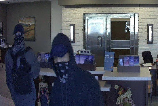During the robberies, the suspects threatened bank employees and customers with revolver-style handguns and demanded money from the staff. At least one shot was fired during each robbery. (Source: FBI)
