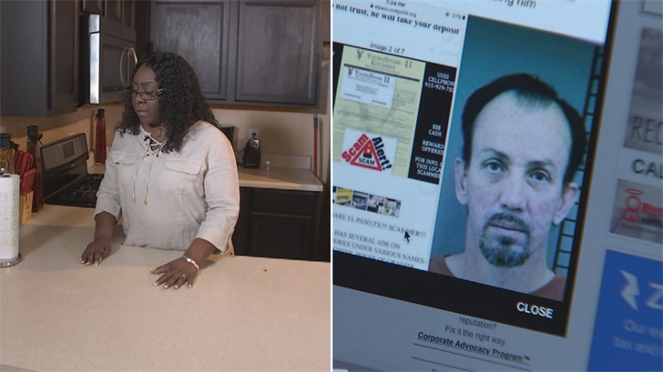 Crystal Smith said she gave $700 to Joe Hernandez for new countertops but has not done the job. (Source: 3TV)