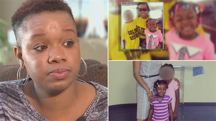 Sylvia Norwood remembers her 7-year-old daughter who had a bright smile. (Source: 3TV/CBS 5)