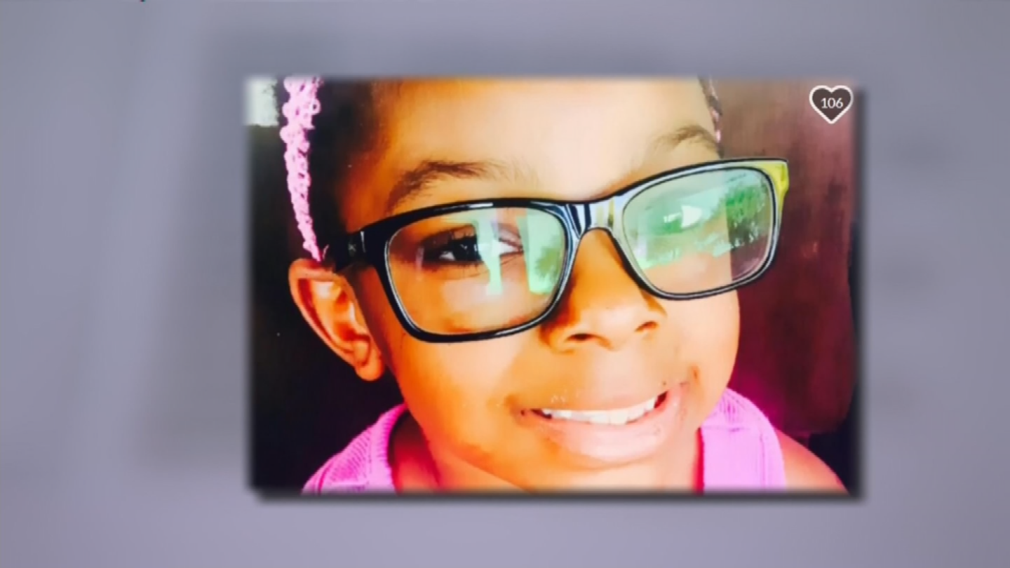 Sanaa Cunningham, 7, died in February 2017 and her father and stepmom are facing charges. (Source: 3TV/CBS 5)