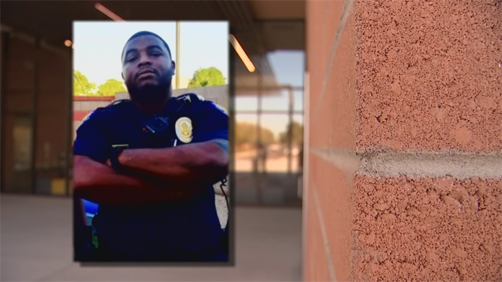 Germayne had been with the Phoenix Police Department for 12 years until he resigned in September. (Source: 3TV/CBS 5)