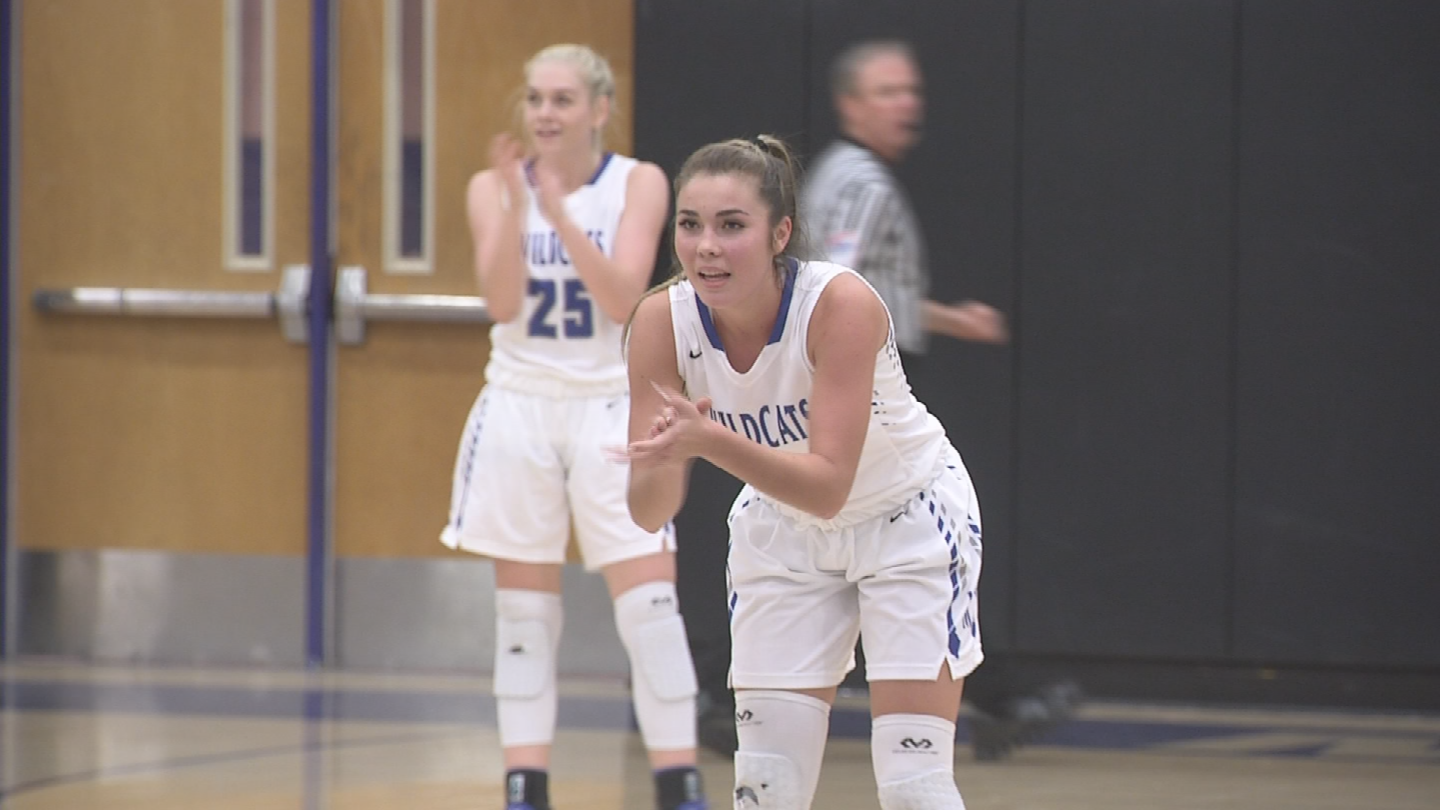 Seeing her parents passion for the game, Shaylee started playing when she was 5 and has been going strong ever since. (Source: 3TV/CBS 5)
