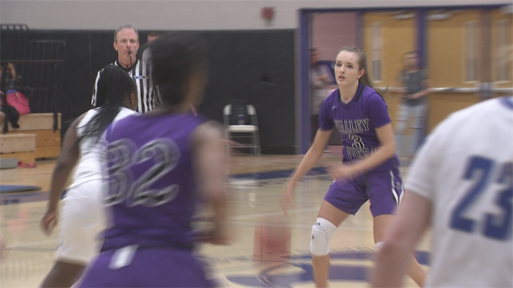 Taylor Chavez played her first basketball game at age four at the Deer Valley recreation center. She made one shot and believes it was from long range, that is where her basketball career began. (Source: 3TV/CBS 5)