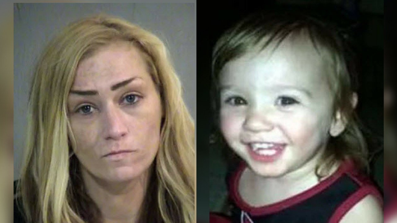 Natalie Russell (Source: Maricopa Co. Superior Court) and Adalynn Russell (Source: Legacy.com)