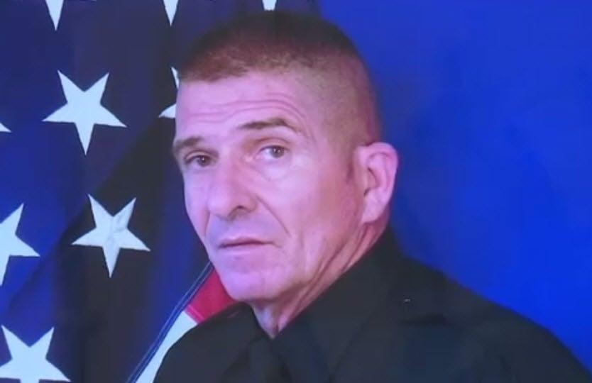 Officer Paul Lazinsky (Source: El Mirage Police Dept.)