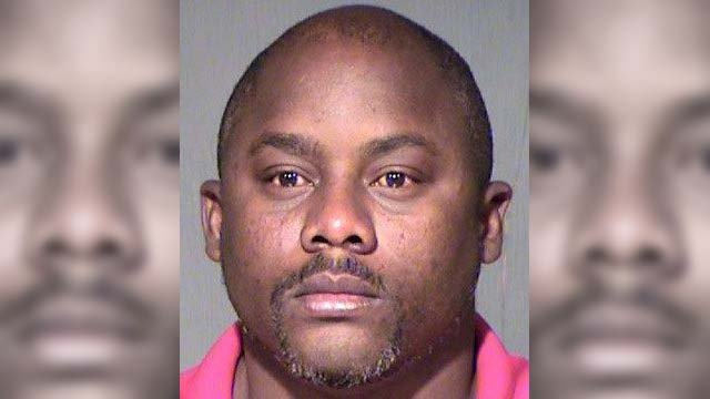 James Koryor in an April 21, 2015 booking photo. (Source: Maricopa County Sheriff's Office)