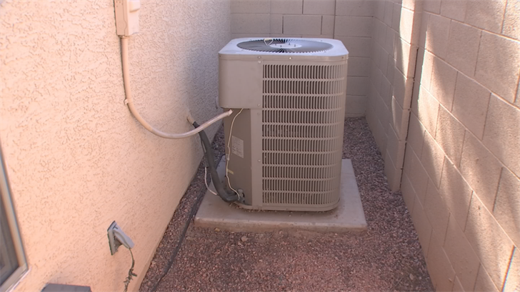 His air conditioning unit broke twice during the summer. (Source: 3TV)