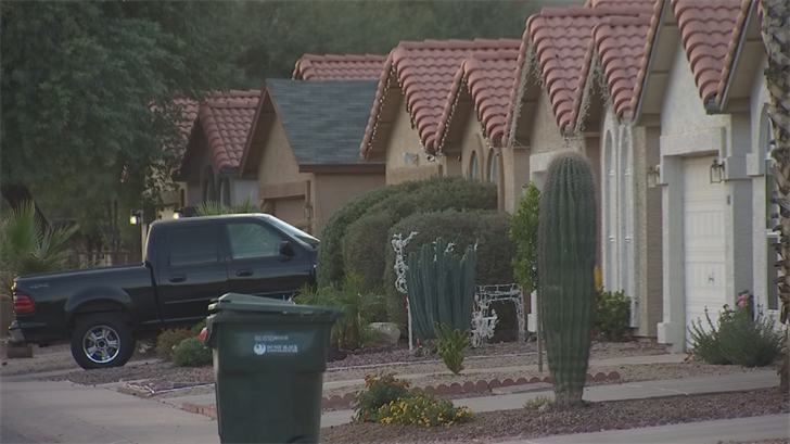 The approved area is near a neighborhood. (Source: 3TV/CBS 5)