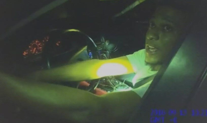 Body camera video from Phoenix police shows officers right before the alleged marijuana eating. (Source: 3TV/CBS5)