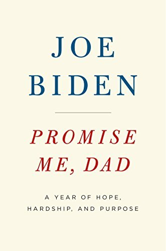 Former Vice President Joe Biden's new memoir (Source: Amazon.com)