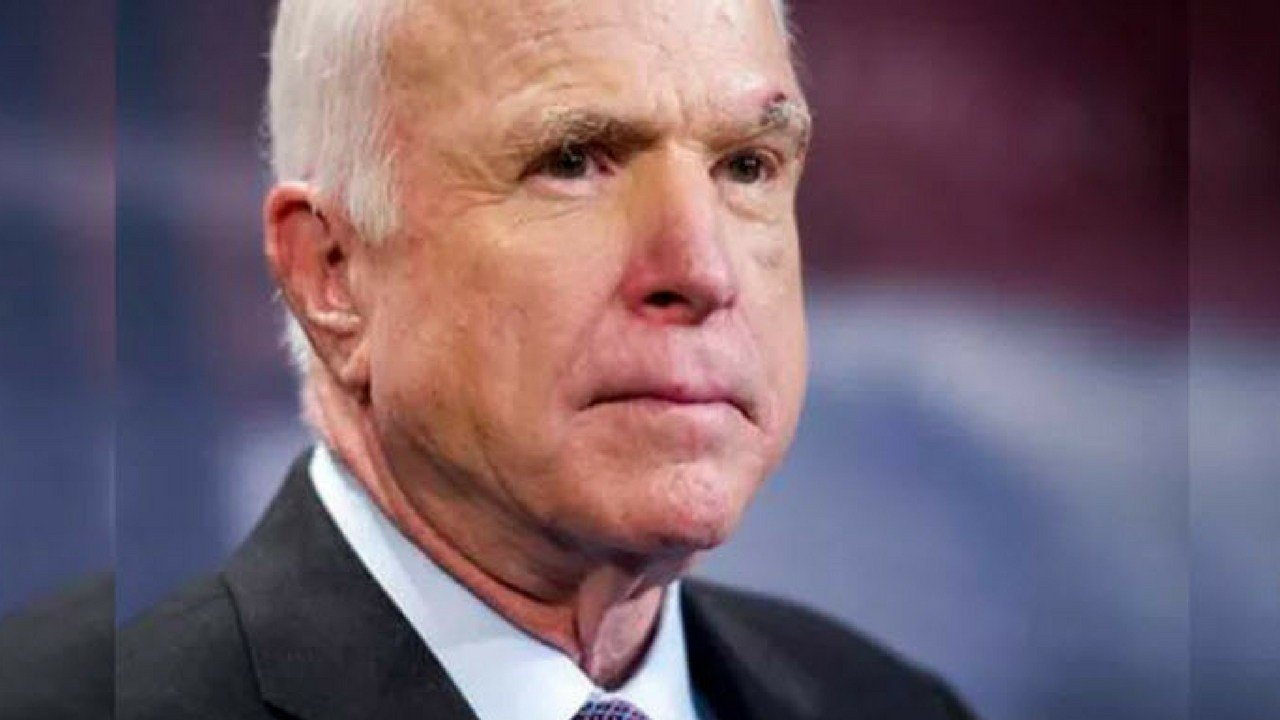McCain (Source: AP Photo/Cliff Owen)