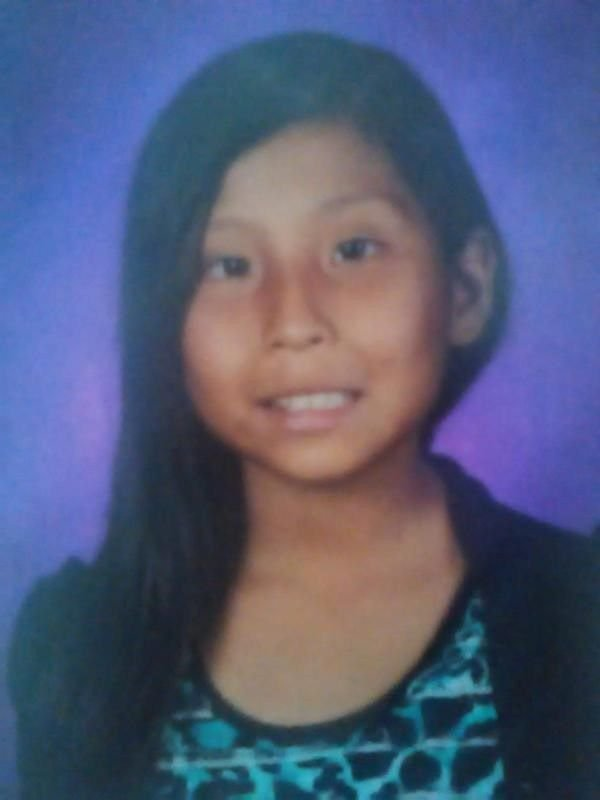 Ashlynne Mike, 11 (Source: New Mexico State Police)