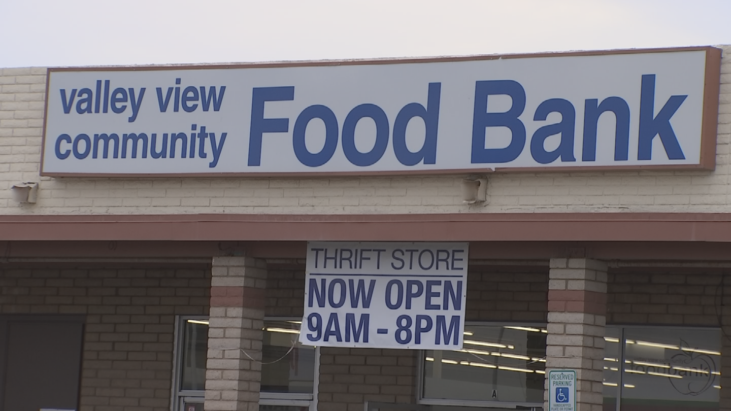 The food bank will use the truck to deliver food to shelters and transitional housing for those less fortunate. (Source: 3TV/CBS 5)