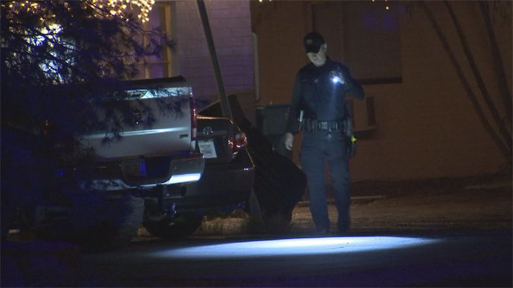 He was consciouswhen transported and is in stable condition, police said. (Source: 3TV/CBS 5)