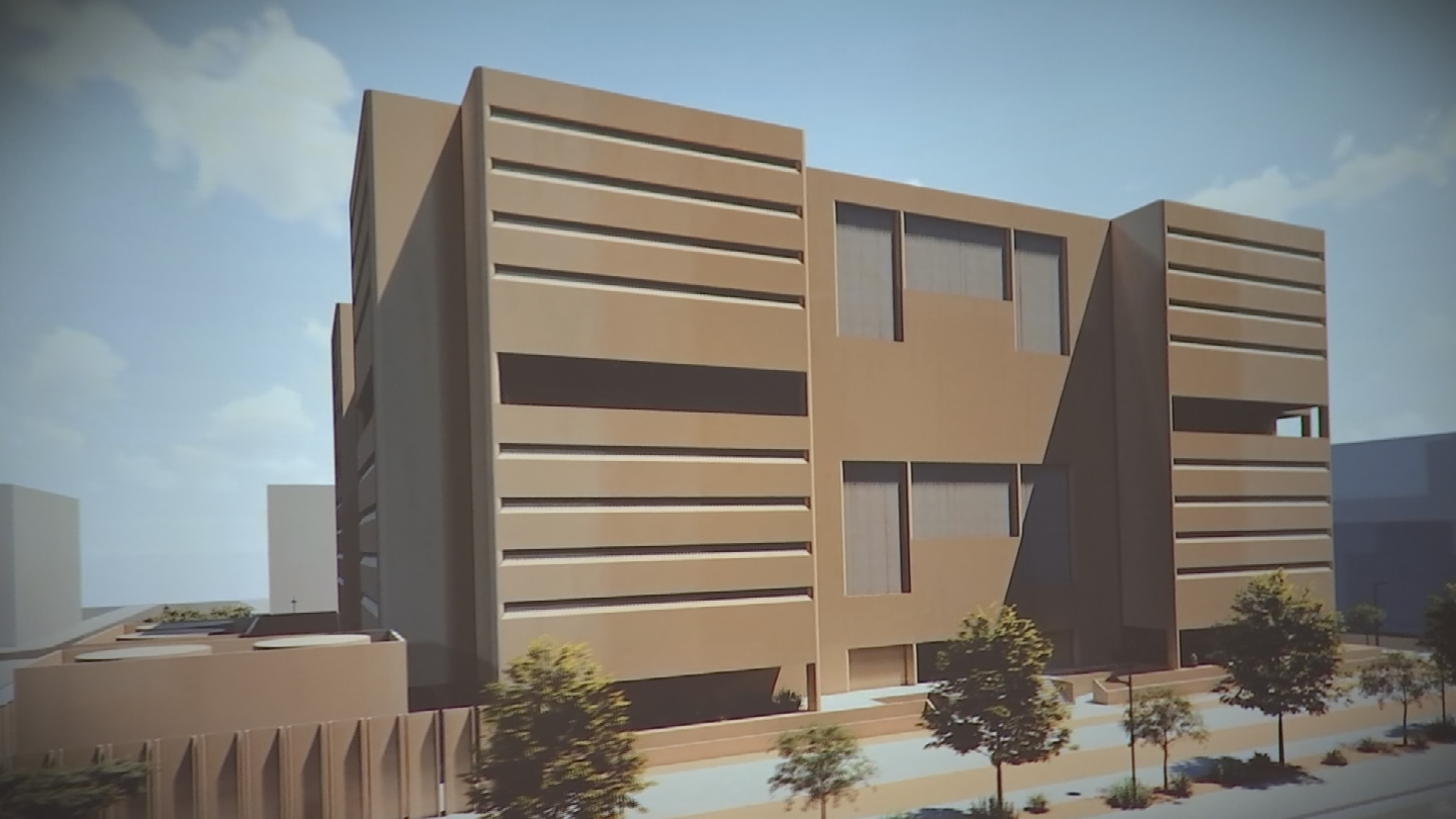 The offices will be for County Attorney staff, which are currently spread out among several buildings. (Source: 3TV/CBS 5)