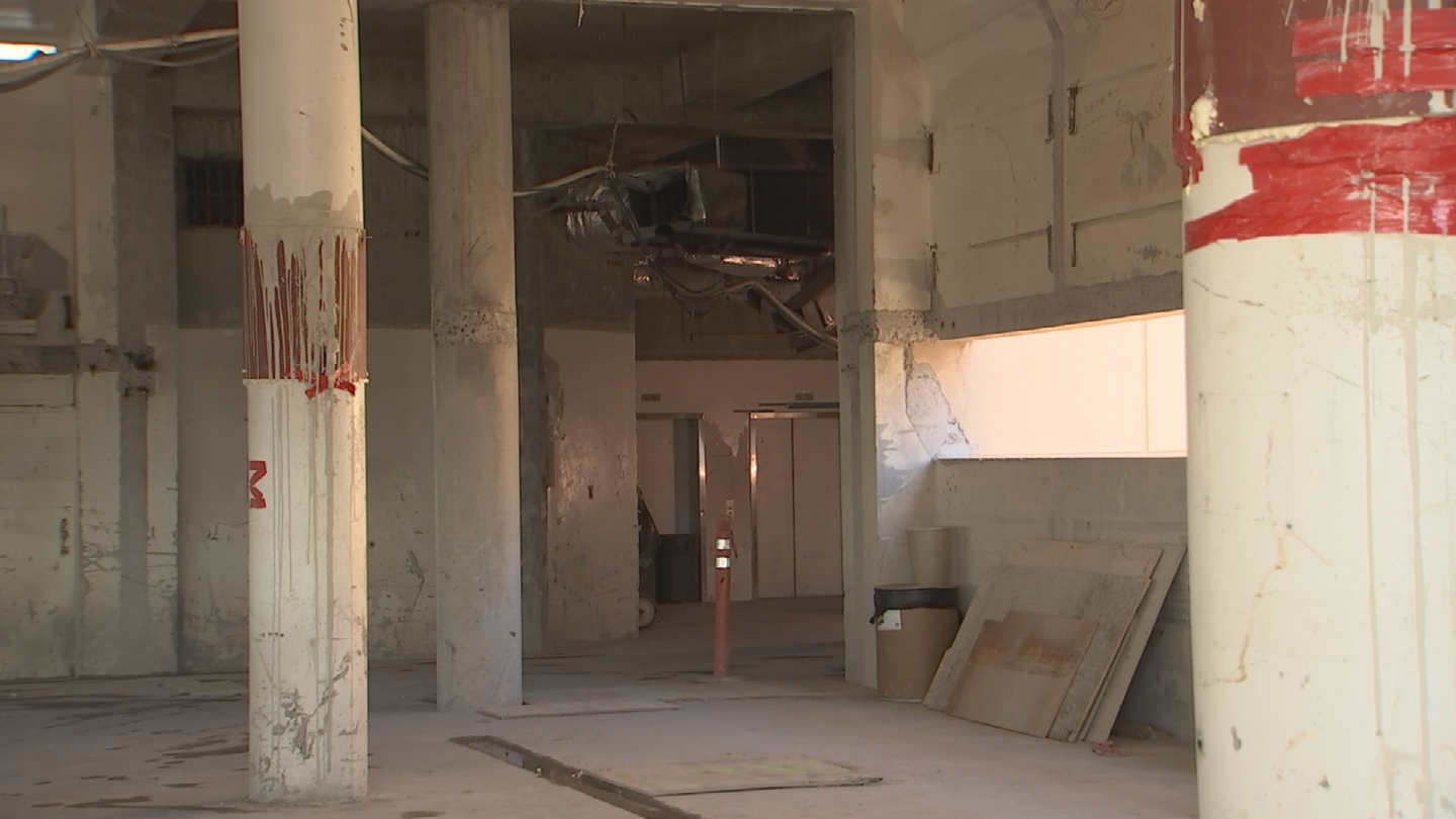The jail had been empty for more than 10 years. (Source: 3TV/CBS 5)