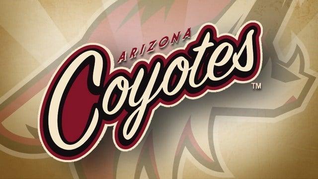 (Source: Arizona Coyotes)