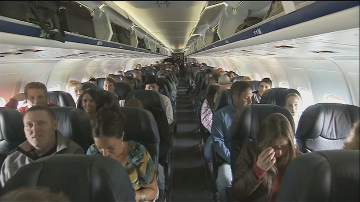 Some 51 million passengers are expected to betraveling between today and Jan. 4. That is a 3.5 percent increase over last year's record of 49.3 million. (Source: 3TV/CBS 5 file photo)