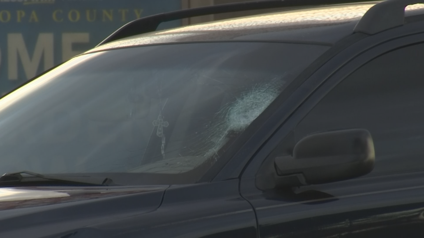 A boy was seriously hurt when he was hit by a car on Sunday afternoon. (Source: 3TV/CBS 5)