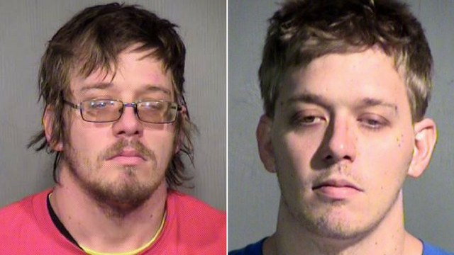 A serial arsonist is back in jail after starting several dumpster fires in Gilbert during the month of December, according to court documents. (Source: Maricopa County Sheriff's Office)