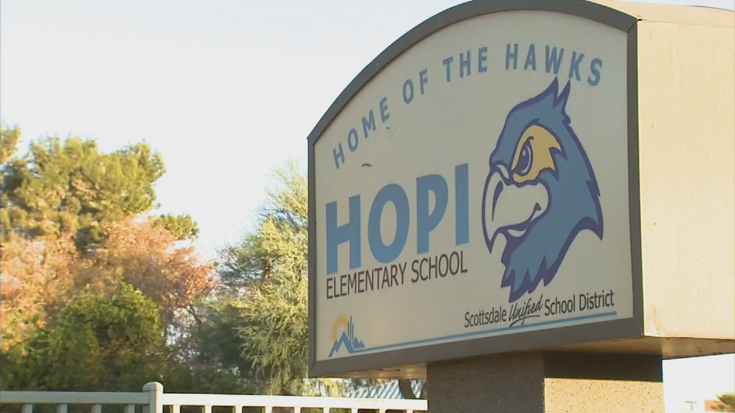 Despite the red flag in Robichaux's past, Hunt & Caraway was awarded the contract to redesign Hopi Elementary without going through the district's public procurement process. (Source: 3TV/CBS 5)