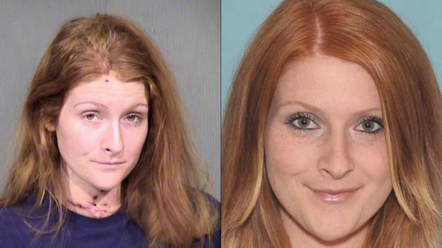 Alyssa Pettibone. (Source: Maricopa County Sheriff's Office/Buckeye PD)
