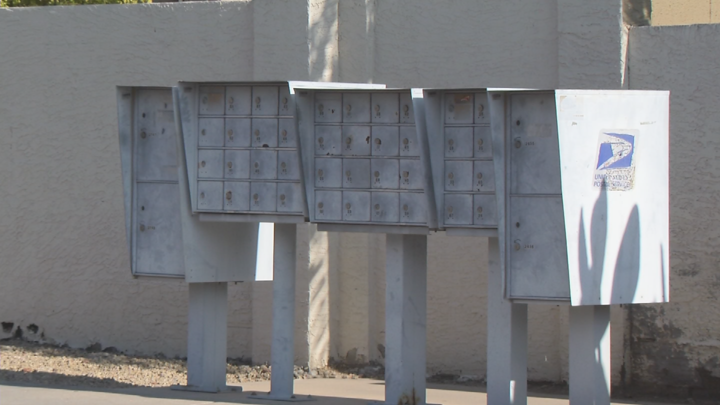 Liz Davis with the U.S. Postal Inspector's Office said that thieves aren't always to blame. (Source: 3TV/CBS 5)