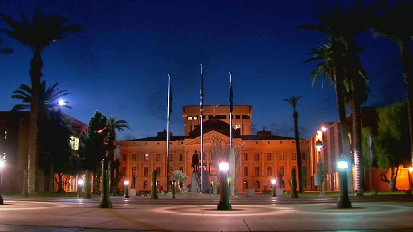 Two lawmakers at the state Capitol want to ban sexual relations at the Capitol as part of a new Code of Conduct. (Source: 3TV/CBS 5)