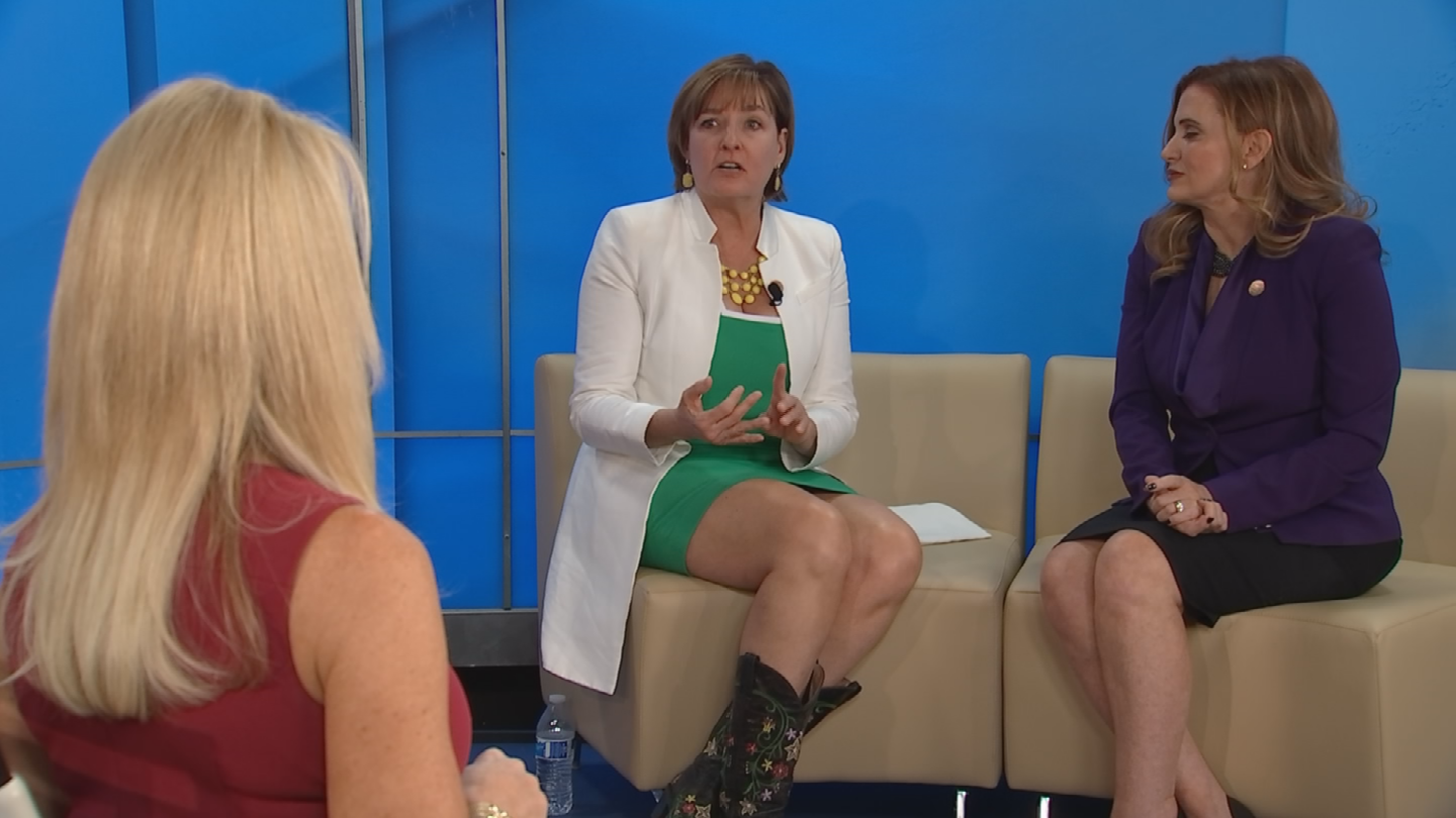 We sat down with Rep. Maria Syms and Rep. Regina Cobb, R-Kingman, two representatives who want change. (Source: 3TV/CBS 5)