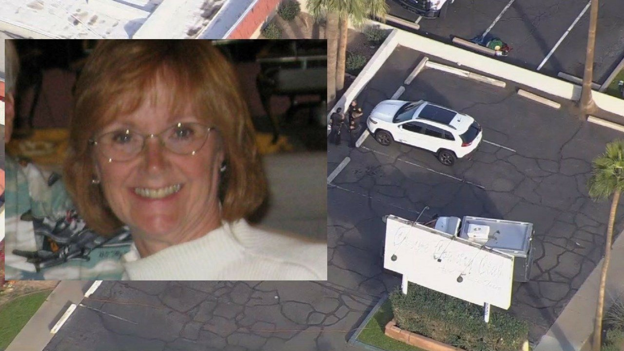 Carol Harris, 69, a volunteer for a dog rescue group was mauled to death by an Akita she was trying to train. (Source: Akita Advocates Relocation Team Arizona/3TV/CBS 5)