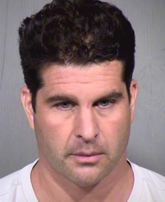 Mug shot of Dion Earl Lee, 44. (Source: Maricopa County Sheriff's Office)