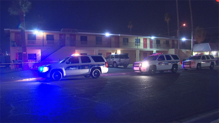 The Phoenix Police Department is investigating a homicide after a man was stabbed and killed at a Phoenix inn early Monday morning. (Source: 3TV/CBS 5)