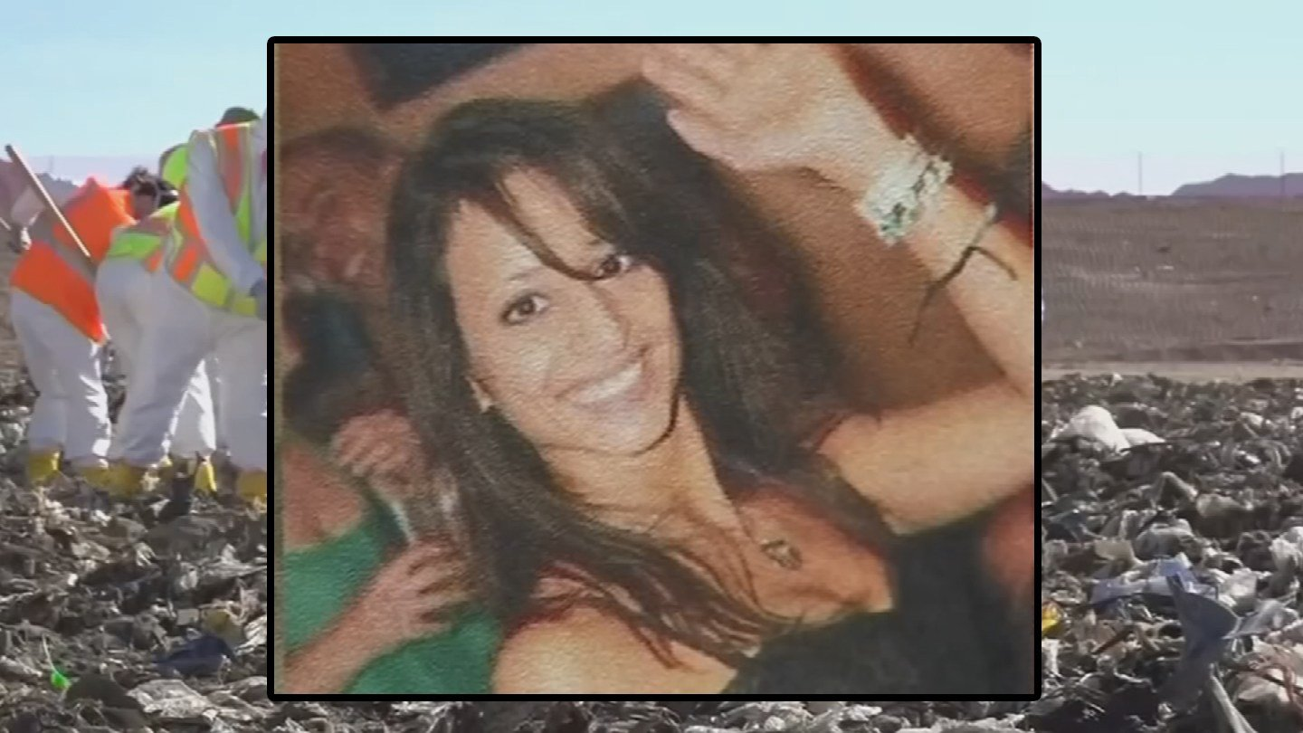 Crews have been searching a landfill for her body since late October. (Source: 3TV/CBS 5)