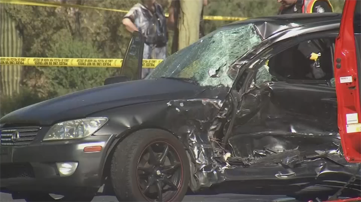 In early May of 2017, there was a terrible early morning crash involving several young teenagers. One of them, 15-year-old Alexa Flores, who had to be rushed to the hospital. (Source: 3TV/CBS 5)