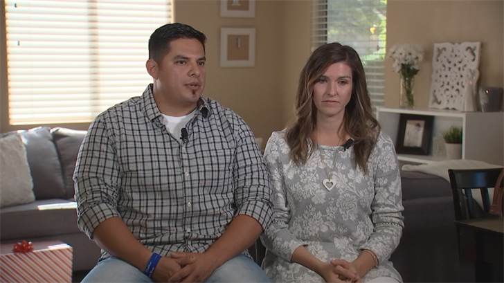 The 100 Club of Arizona has been right there supporting this family since the day of that tragedy. (Source: 3TV/CBS 5)