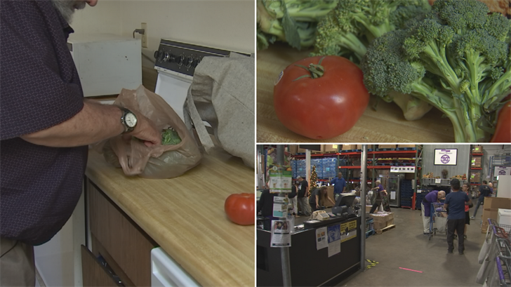 More than one million Arizonans are at-risk of going hungry but Desert Mission Food Bank is helping change that. (Source: 3TV/CBS 5)
