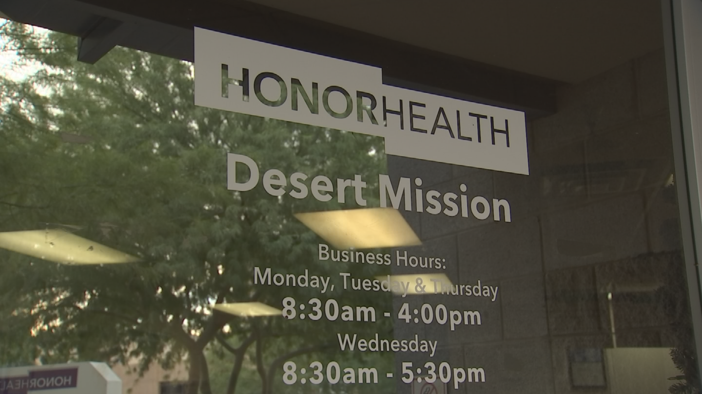 Beyond food, Desert Mission will offer people a place to live by helping them find an apartment, or even help find them a job. (Source: 3TV/CBS 5)
